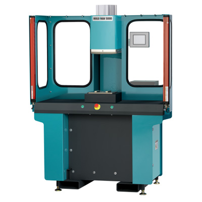 Thermoplastic Machines - MoldMan Systems™