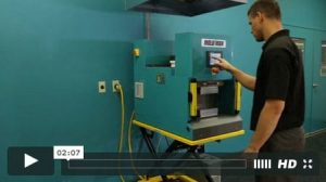 MoldMan Systems™ Product Demonstration – Mold Man® 1050 Tabletop Machine