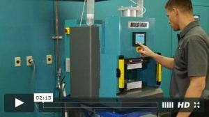 MoldMan Systems™ Product Demonstration – Mold Man® 2050 Tabletop Machine